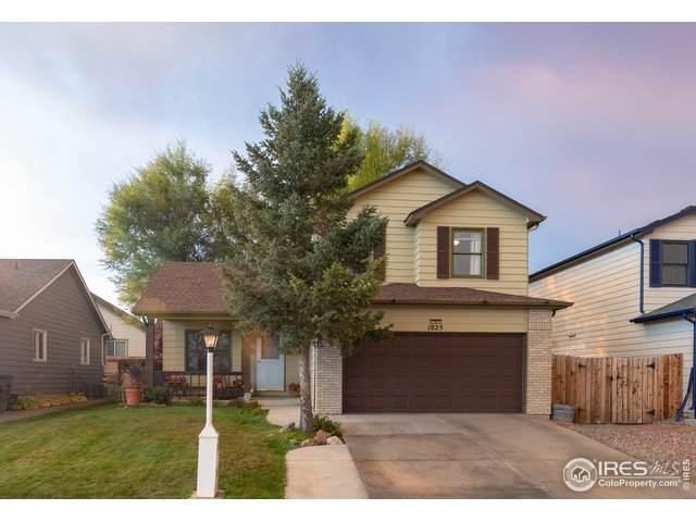 1825 Spencer St, Longmont, CO 80501 (#927242) :: Peak Properties Group