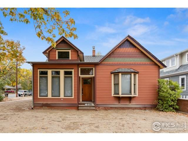 546 Emery St, Longmont, CO 80501 (MLS #927247) :: Downtown Real Estate Partners