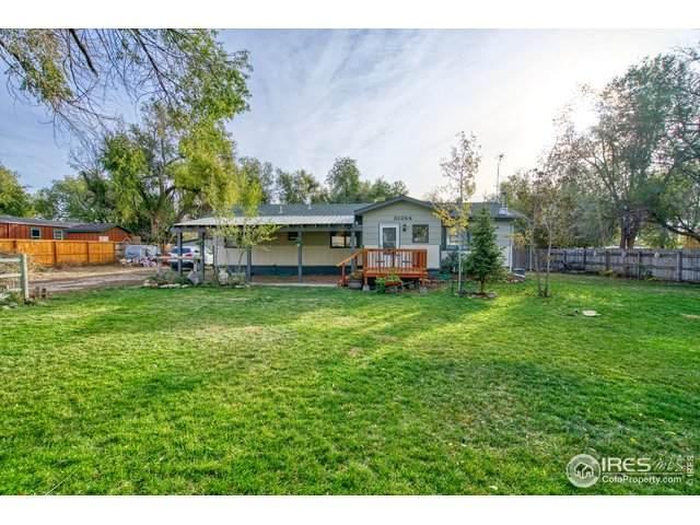 31254 2nd St, Gill, CO 80624 (MLS #927252) :: Neuhaus Real Estate, Inc.