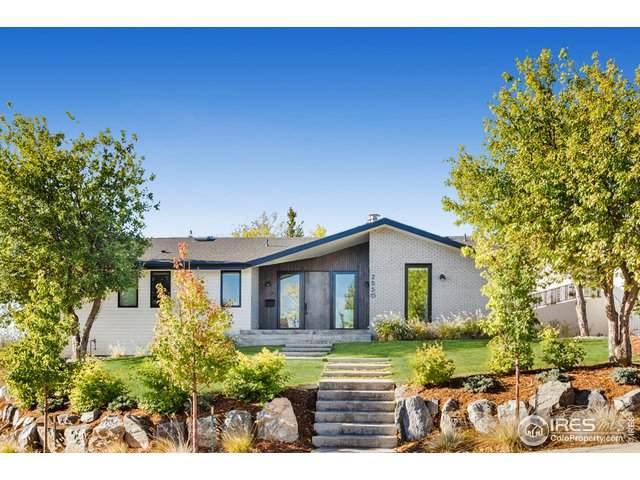 2550 Balsam Dr, Boulder, CO 80304 (MLS #927255) :: Hub Real Estate