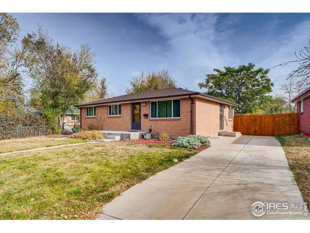 8840 Hastings Way, Westminster, CO 80031 (#927257) :: The Griffith Home Team