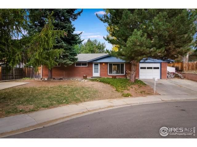 12 Exner Pl, Longmont, CO 80501 (#927261) :: Peak Properties Group