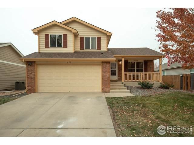 772 S Carriage Dr, Milliken, CO 80543 (MLS #927262) :: Wheelhouse Realty