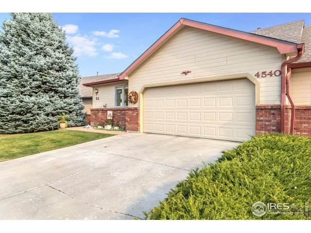4540 Larkbunting Dr 9A, Fort Collins, CO 80526 (#927263) :: The Griffith Home Team