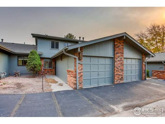 1416 Adriel Dr, Fort Collins, CO 80524 (MLS #927265) :: Keller Williams Realty