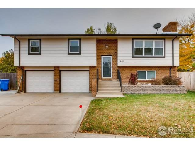 1542 Clover Pl, Loveland, CO 80537 (MLS #927277) :: The Sam Biller Home Team