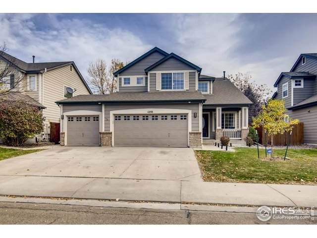 1250 Ptarmigan Dr, Longmont, CO 80504 (MLS #927281) :: 8z Real Estate