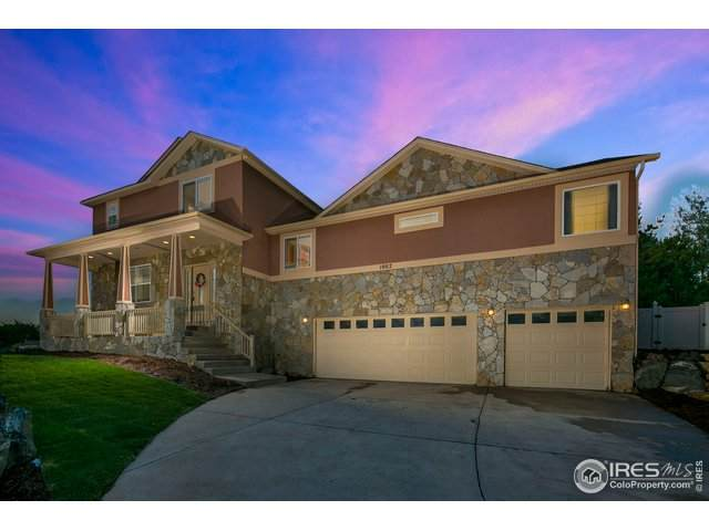 1002 48th Ave, Greeley, CO 80634 (#927284) :: The Griffith Home Team