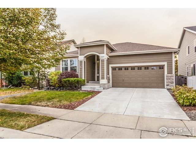 1939 Prairie Hill Dr, Fort Collins, CO 80528 (MLS #927287) :: Downtown Real Estate Partners