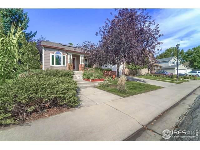 708 Bluegrass Dr, Longmont, CO 80503 (#927294) :: Peak Properties Group