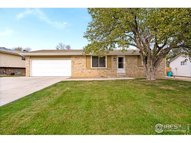 612 Morsman Dr, Fort Collins, CO 80526 (MLS #927299) :: Kittle Real Estate