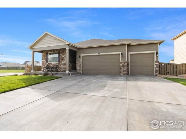 336 Jay Ave, Severance, CO 80550 (MLS #927308) :: Wheelhouse Realty