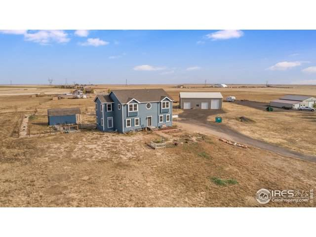 8416 Shire Rd, Nunn, CO 80648 (MLS #927315) :: Downtown Real Estate Partners