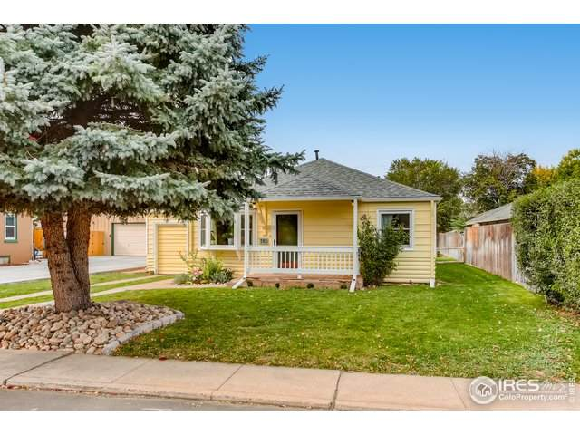 110 N Greeley Ave, Johnstown, CO 80534 (MLS #927318) :: Wheelhouse Realty