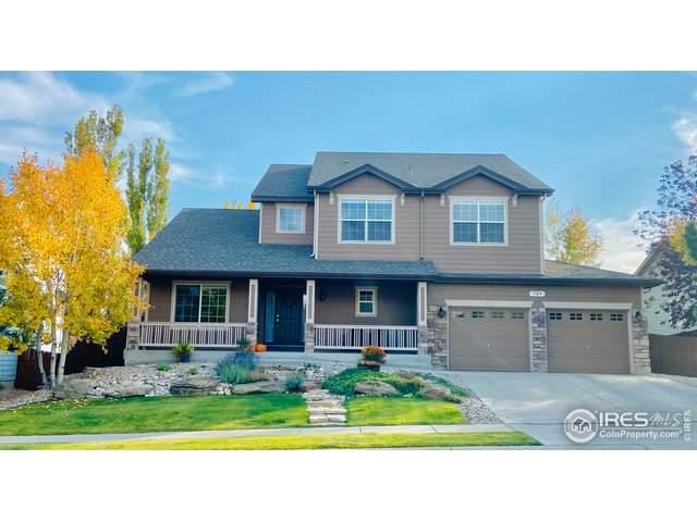 709 Peyton Dr, Fort Collins, CO 80525 (MLS #927323) :: Jenn Porter Group