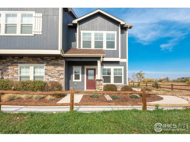 3860 Manhattan Ave #6, Fort Collins, CO 80526 (MLS #927326) :: 8z Real Estate