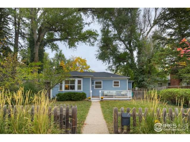3160 6th St, Boulder, CO 80304 (#927343) :: My Home Team