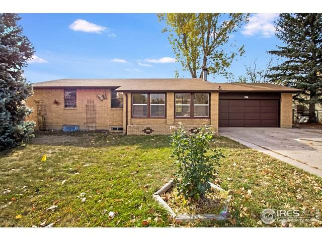276 Frederick Dr, Loveland, CO 80537 (MLS #927344) :: Hub Real Estate
