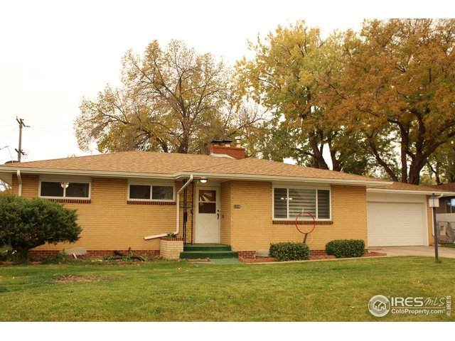 2208 11th St, Greeley, CO 80631 (MLS #927347) :: Kittle Real Estate