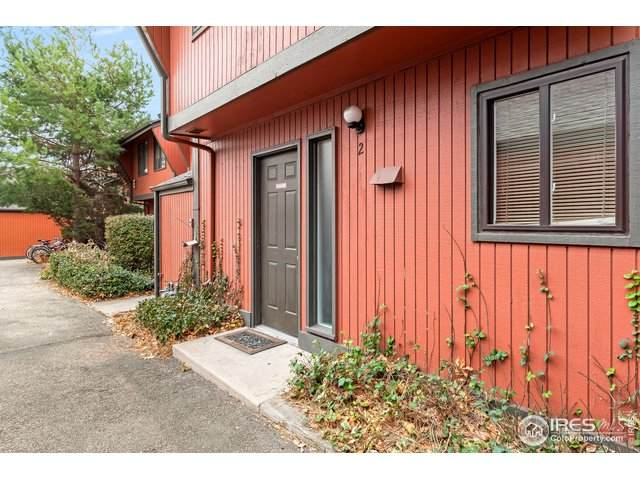 1625 W Elizabeth St #2, Fort Collins, CO 80521 (#927350) :: The Brokerage Group