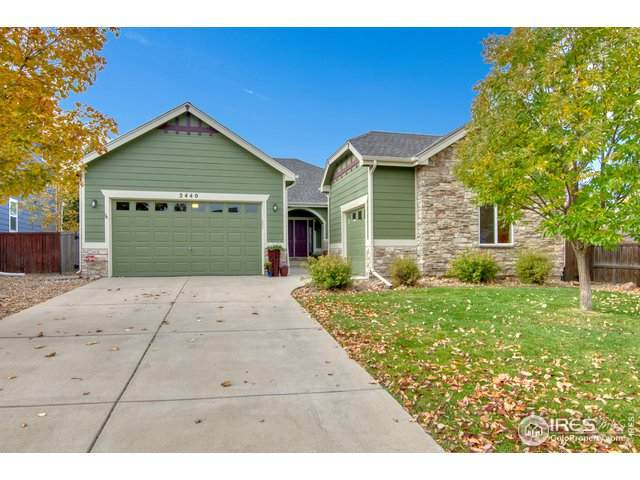 2440 Vale Way, Erie, CO 80516 (#927352) :: Peak Properties Group