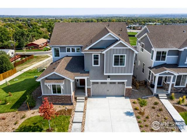 6694 Balsam St, Arvada, CO 80004 (#927360) :: My Home Team