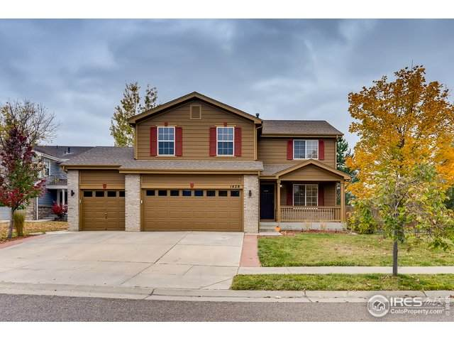 1428 Peach Pl, Erie, CO 80516 (MLS #927366) :: Downtown Real Estate Partners
