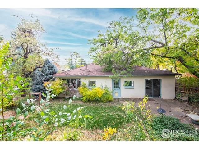 3033 3rd St, Boulder, CO 80304 (MLS #927373) :: Downtown Real Estate Partners