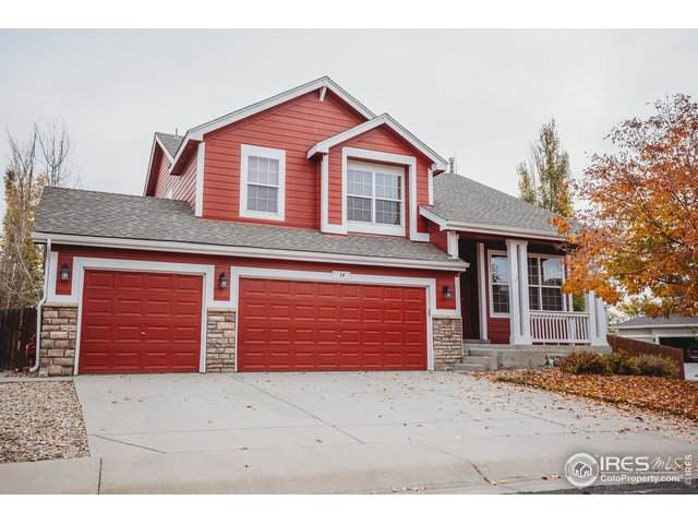 14 Saxony Rd, Johnstown, CO 80534 (MLS #927383) :: Wheelhouse Realty