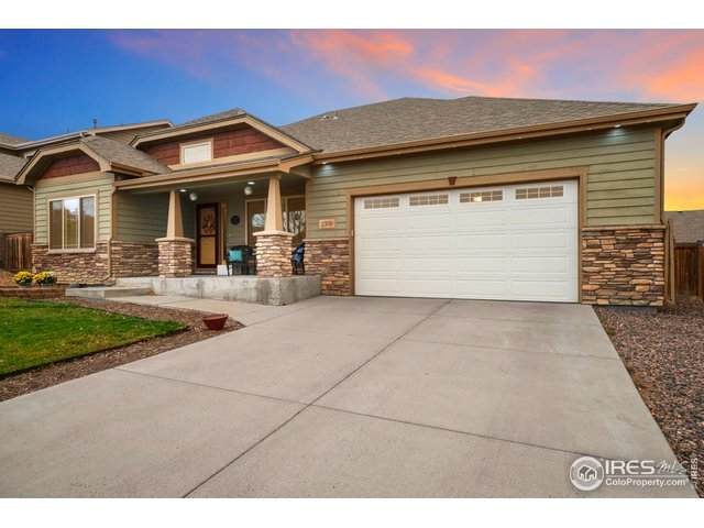 2301 73rd Ave, Greeley, CO 80634 (#927384) :: Peak Properties Group