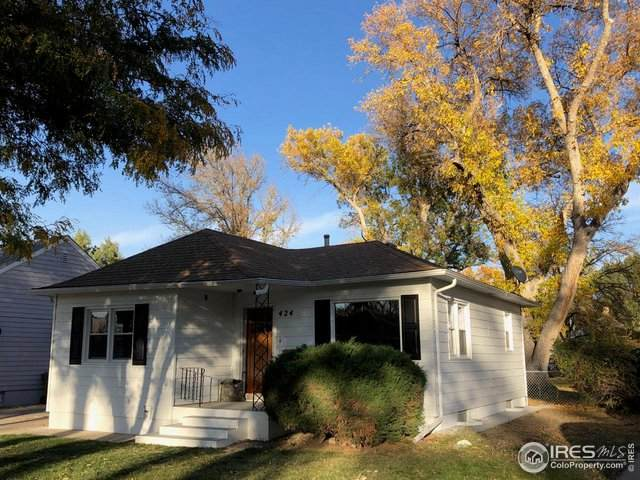 424 Walnut St, Fort Morgan, CO 80701 (MLS #927388) :: Downtown Real Estate Partners