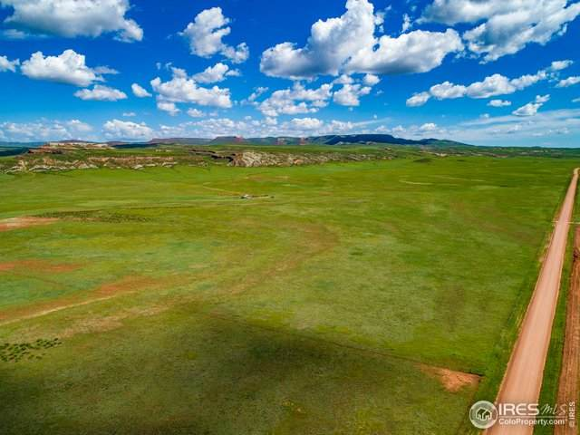 0 County Road 80, Livermore, CO 80536 (MLS #927390) :: Kittle Real Estate