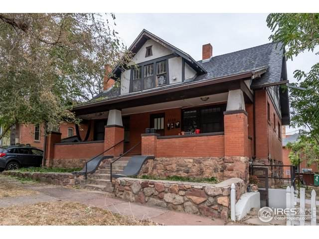 2130 11th St, Boulder, CO 80302 (#927394) :: HergGroup Denver
