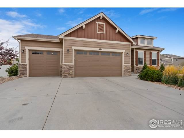 471 Redwood Ave, Eaton, CO 80615 (MLS #927412) :: June's Team