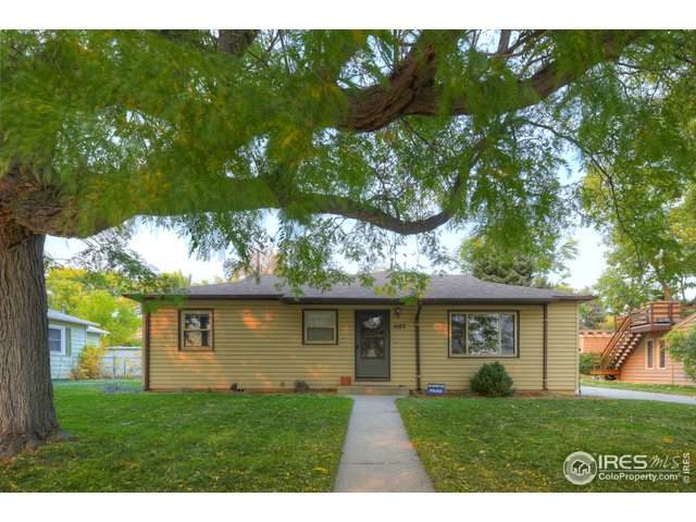 1107 W South 1st St, Johnstown, CO 80534 (#927413) :: The Brokerage Group