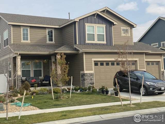 2446 Likens Dr, Berthoud, CO 80513 (#927416) :: Re/Max Structure