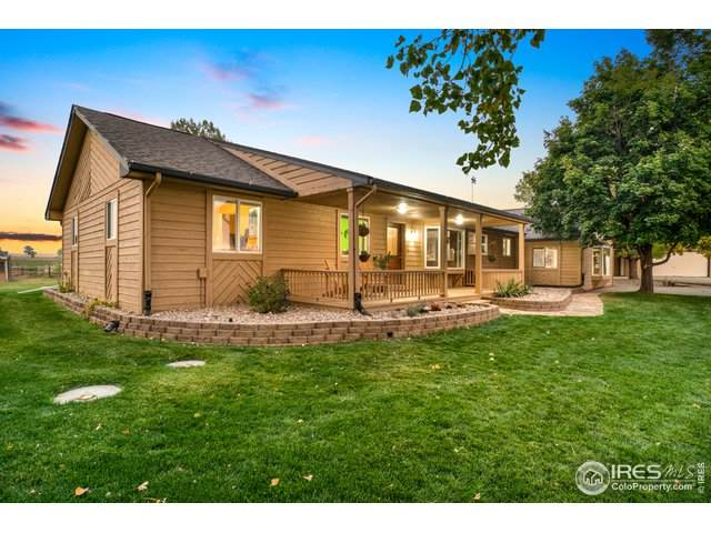 6280 E County Road 60, Fort Collins, CO 80524 (#927425) :: Peak Properties Group