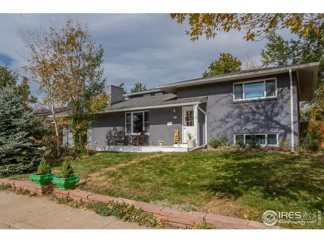 603 Lois Dr, Louisville, CO 80027 (MLS #927431) :: June's Team
