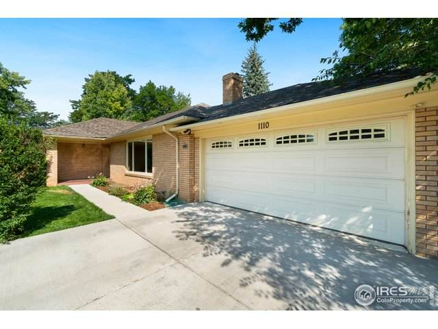 1110 W Mulberry St, Fort Collins, CO 80521 (#927440) :: Kimberly Austin Properties