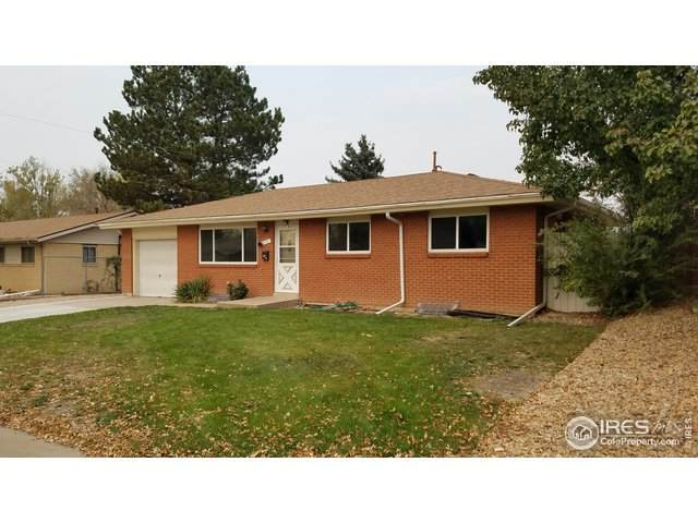 2519 W 14th St Rd, Greeley, CO 80634 (MLS #927442) :: Neuhaus Real Estate, Inc.