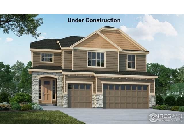 1600 Marbeck Dr, Windsor, CO 80550 (MLS #927444) :: Wheelhouse Realty