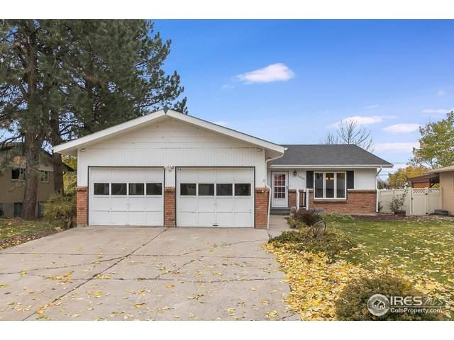 1608 Hilltop Dr, Loveland, CO 80537 (MLS #927445) :: Jenn Porter Group