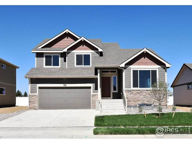 1100 Tur St, Severance, CO 80550 (MLS #927447) :: 8z Real Estate