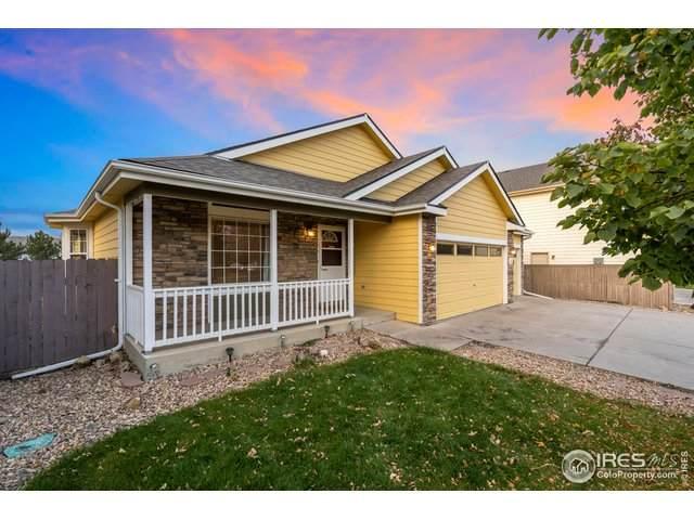 4417 Redrock Ln, Johnstown, CO 80534 (#927457) :: Peak Properties Group