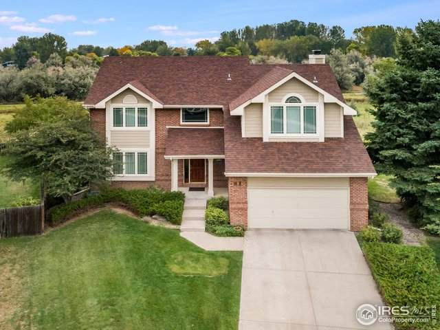 2918 Teal Eye Ct, Fort Collins, CO 80526 (MLS #927460) :: Neuhaus Real Estate, Inc.