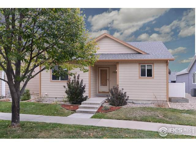 732 Zircon Ave, Loveland, CO 80537 (#927465) :: Peak Properties Group