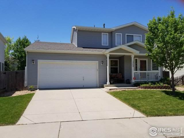 1249 Red Mountain Dr, Longmont, CO 80504 (MLS #927497) :: Kittle Real Estate
