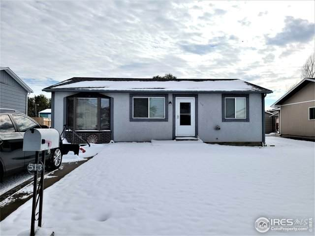 513 California St, Sterling, CO 80751 (MLS #927506) :: Bliss Realty Group