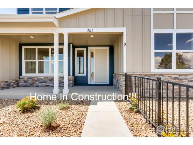 719 Greenfields Dr #2, Fort Collins, CO 80524 (MLS #927508) :: RE/MAX Alliance