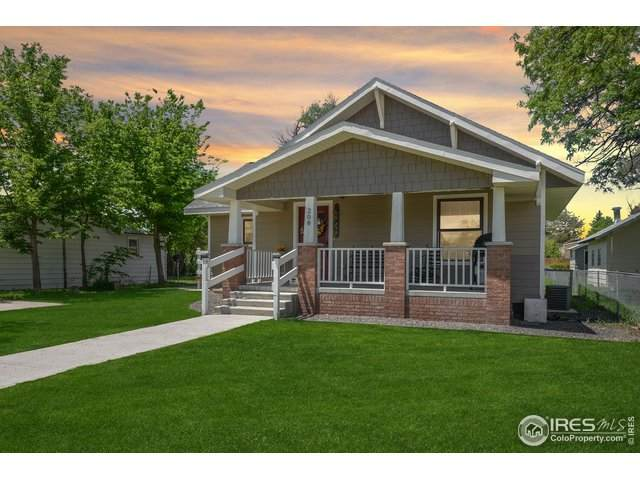 208 N Washington Ave, Fleming, CO 80728 (MLS #927531) :: 8z Real Estate